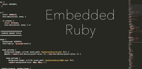 ruby erb reddit googleplus linkedin