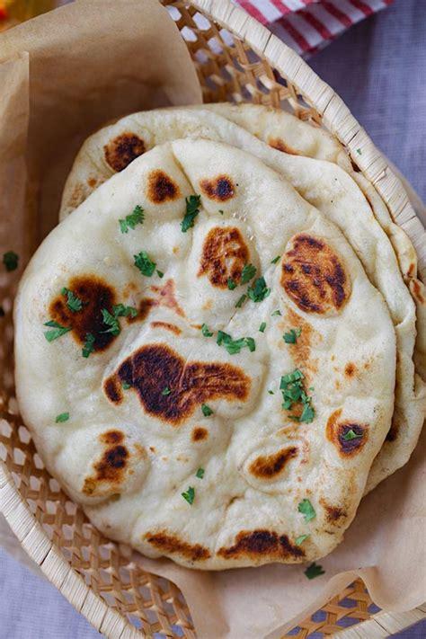 naan recipe fail proof easy delicious recipes