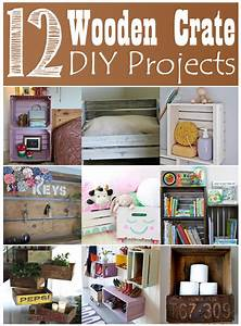 12 Creative Ideas to Recycle Wooden Crates for DIY Home
