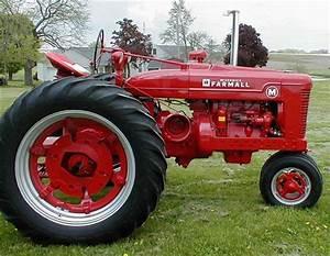 Farmall M Tractor For Sale