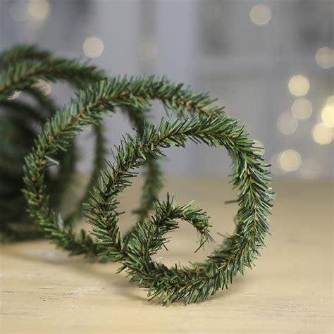artificial mini pine roping garland christmas garlands