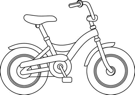 Bmx Kleurplaat by Bike Bicycle 25 Transportation Printable Coloring Pages