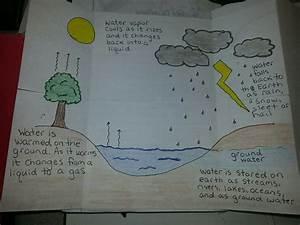 Inside water cycle diagram | Travis 4th grade science ...