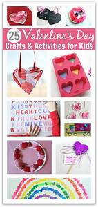 25 Fun & Easy Valentine's Day Crafts and Activities For ...