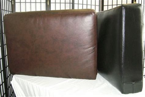 leather sofa cushion covers awesome replacement sofa seat cushion covers 6 leather
