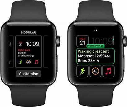 Apple Watchos Siri Face Customize Tricks Increase