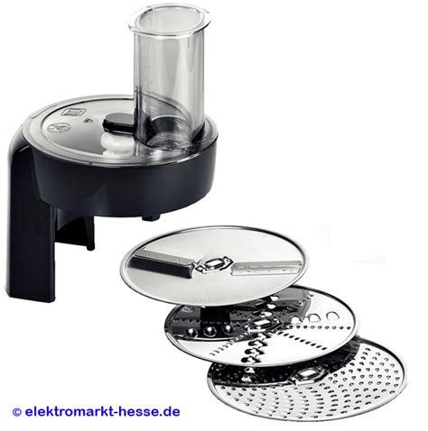Bosch Küchenmaschine 5 by Bosch Durchlaufschnitzler Black Mit Scheiben F 252 R