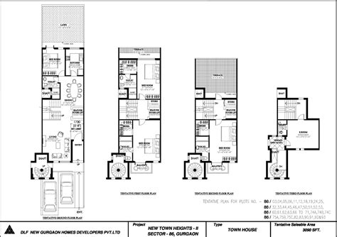 Designer nicole cole, principal of vestige home. Row Home Floor Plans | plougonver.com
