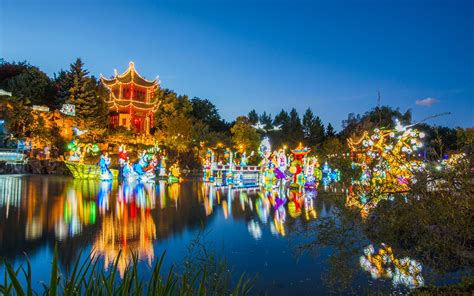 ou acheter des lanternes volantes jardins de lumi 232 re au jardin botanique o 249 trouver 224 montr 233 al