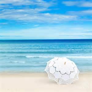 Large Beach Umbrella Prints