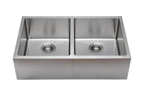 kitchen farm sinks for sinkware grade 16 handcrafted 8060