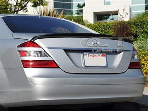 Unpainted Mercedes Benz W221 Lorinser Type Roof + Amg