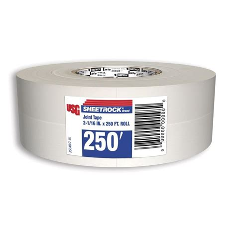Sheetrock 250 Ft Drywall Joint Tape 382175382175 The
