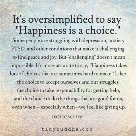 oversimplified   happiness   choice workish
