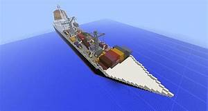 Shipment (A PvP Map) Minecraft Project