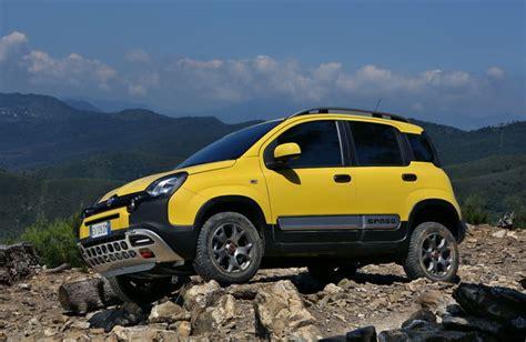 Volante Panda 4x4 Fiat Panda 4x4 Prova Scheda Tecnica Opinioni E