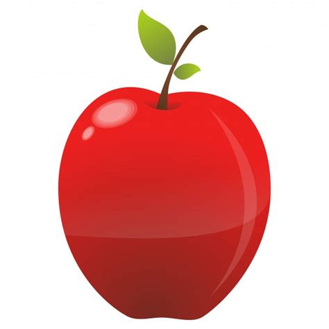 Red Apple Free Stock Photo  Public Domain Pictures