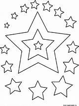 Coloring Stars Printable Colouring Wonder Sheets Shape Inspirational Diy Mycoloring sketch template