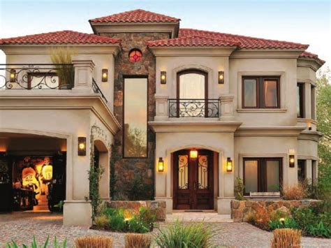 spanish style exterior paint colors   love