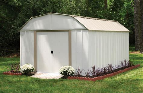 menards arrow storage sheds arrow 10 x 14 steel storage building at menards 174