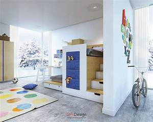 creative kids room design interior design ideas With interior decoration child room