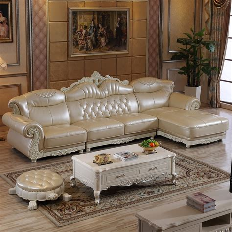 Is It Living Room Or Lounge by 1 Chaise Lounge 3 Seat 1 Seat Modern China Leather Sofa