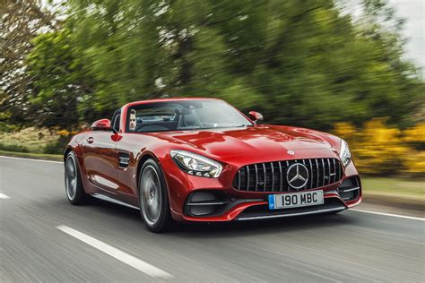 mercedes amg gtc roadster  review pictures