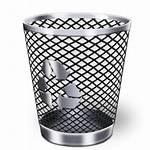 Transparent Trash Icon Clip Clipart Bin Windows
