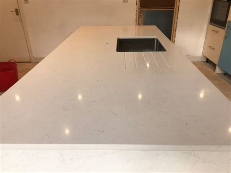 eternal marfil silestone worktops wales  marble warehouse