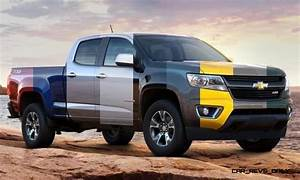 2015 Chevrolet Colorado Z71 Quick Drive Shows Lively and