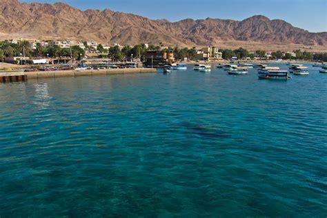 Red Sea Relaxation in Aqaba, Jordan