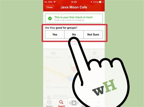 How To Check In With The Yelp Mobile Application