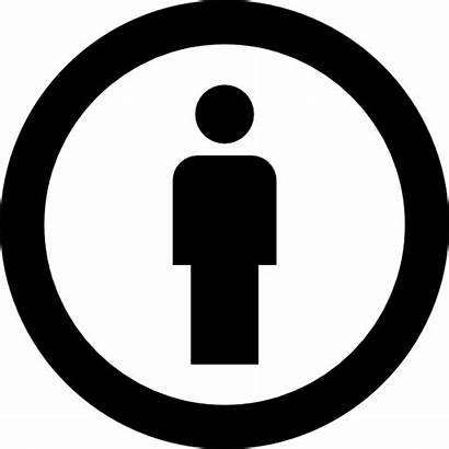 Creative Commons Icon License Person Icons
