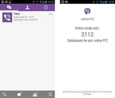 telecharger viber android gratuit uptodown