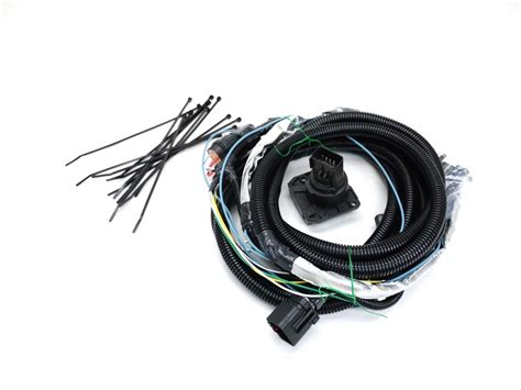 Easy Wiring Harnes For by 2009 Jeep Grand Trailer Tow Wire Harness Kit