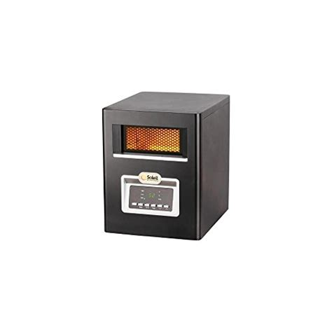 soleil infrared cabinet heater intertek find offers online and compare prices at