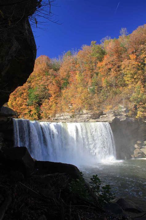kentucky waterfalls usa world  waterfalls