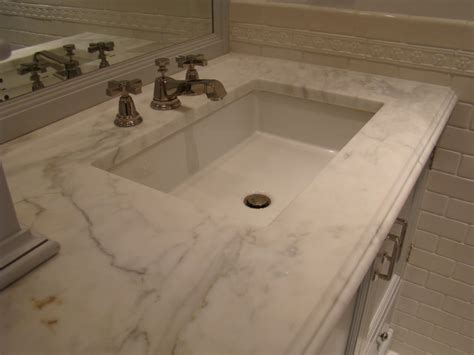 Custom Stone Sinks-traditional-bathroom-chicago-by