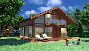 The Advantages of Prefab Wooden Houses - MYBKtouch com