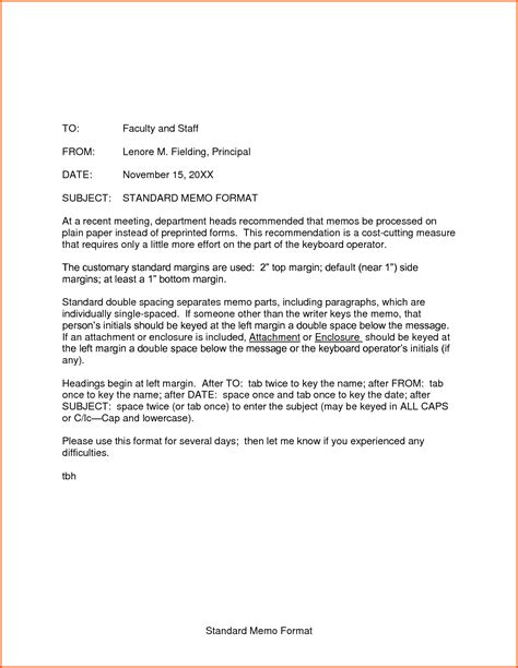 business letter memo sample writing assignment navy