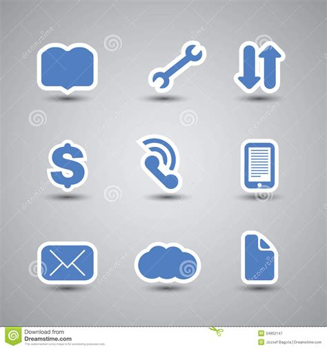 free web page clipart website icons stock vector image of badge envelope
