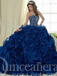 Tiffany Organza Ball Gown Quinceanera Dress 26834 ...