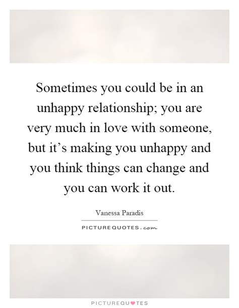 Unhappy Love Quotes Sayings