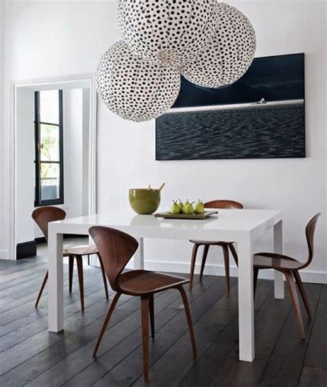 comedor moderno madera decoracion decoracion de unas