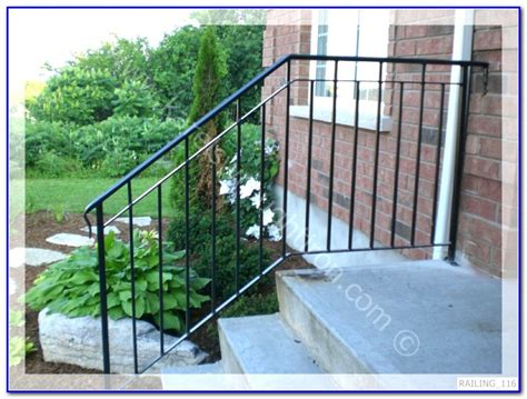 Interior Stair Railing Kits Porch Indoor Lowes How Much