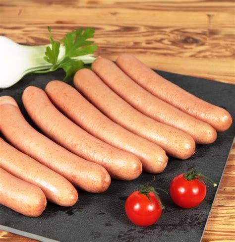 cuisiner des saucisses de strasbourg saucisses de strasbourg 4p 400gr choucrouterie meyer