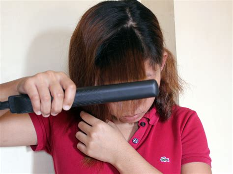 How To Straighten Natural Black Hair Ehow Rachael Edwards
