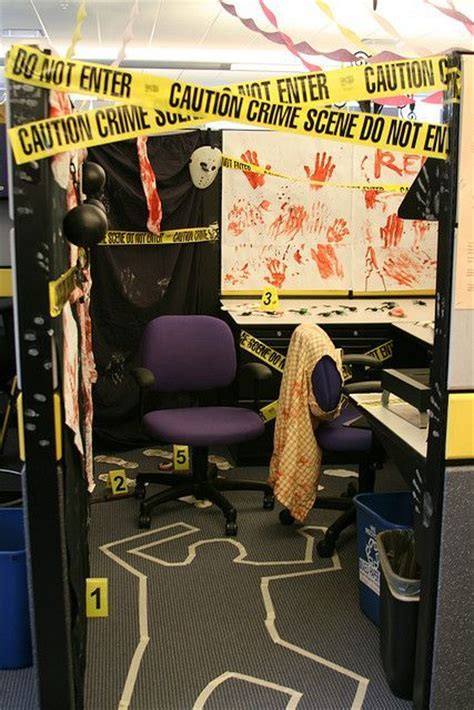 9 Of The Best Office Halloween Ideas That Will Boost Your