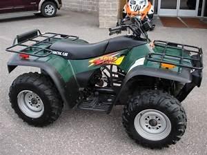1999 Arctic Cat 300 4x4 For Sale In Harvey  Michigan