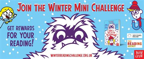 ready     winter mini challenge